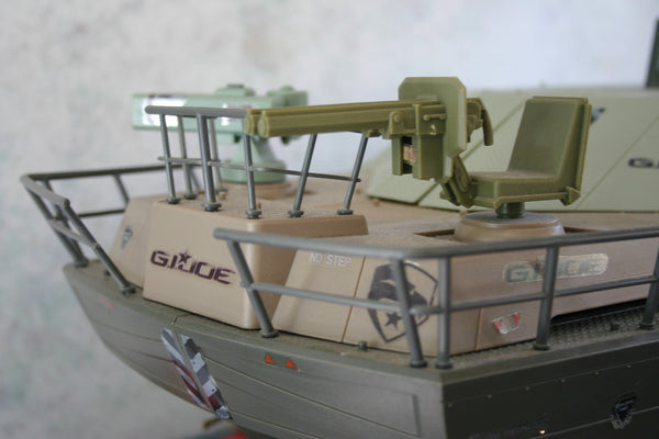 The Massive GI Joe PIT Mobile HQ Action Vehicle, Loose Great Condition, 2008 Outstanding Toy & Collectable.