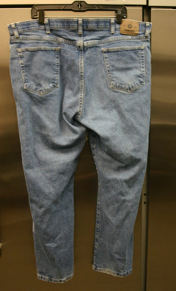 Wrangler Jeans Size 42/29 Stretch Inside Waistband Nice Clean Pair Ready To Ship Fast!!