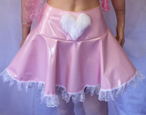 My Heart Belongs To You skirt