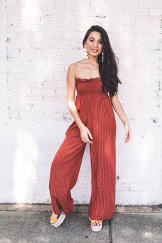 The Liza Jumpsuit