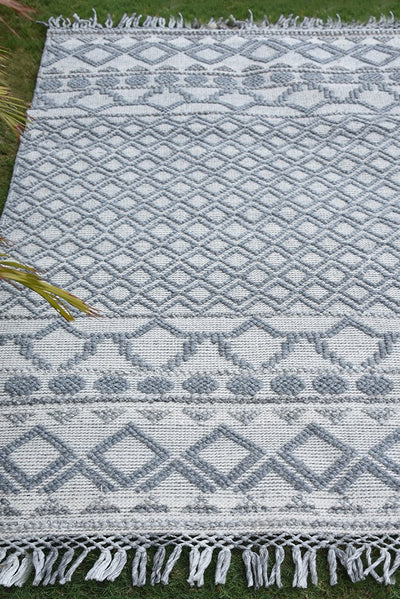 cranford PET rug in grey color