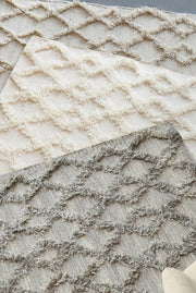 gerry wool rug in ivory color