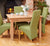 Mobel Oak 4-Seater Dining Table