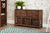 Mayan Walnut Console Table