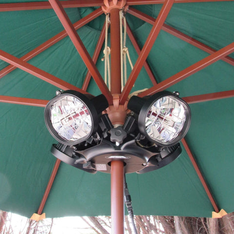 Heatmaster Electric Parasol Heater