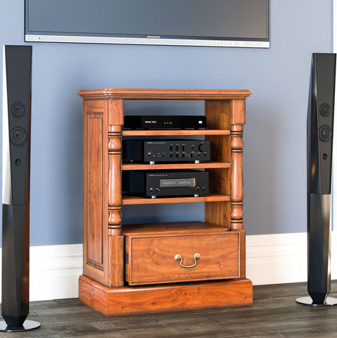 La Reine Mahogany Entertainment Cabinet (Ancillaries)