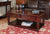 La Roque Mahogany Coffee Table With Drawers