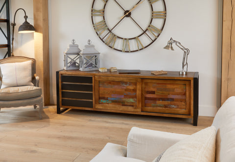 Urban Chic Ultra Large Low Sideboard