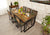 Urban Chic Large Dining Table