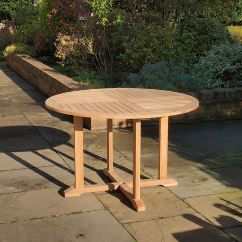 Teak Round Table (1200mm)