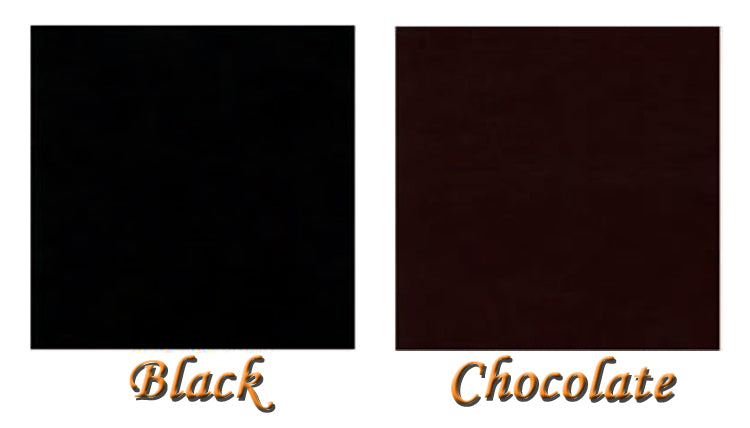leather color choices for Mao wide leather belt style cuff