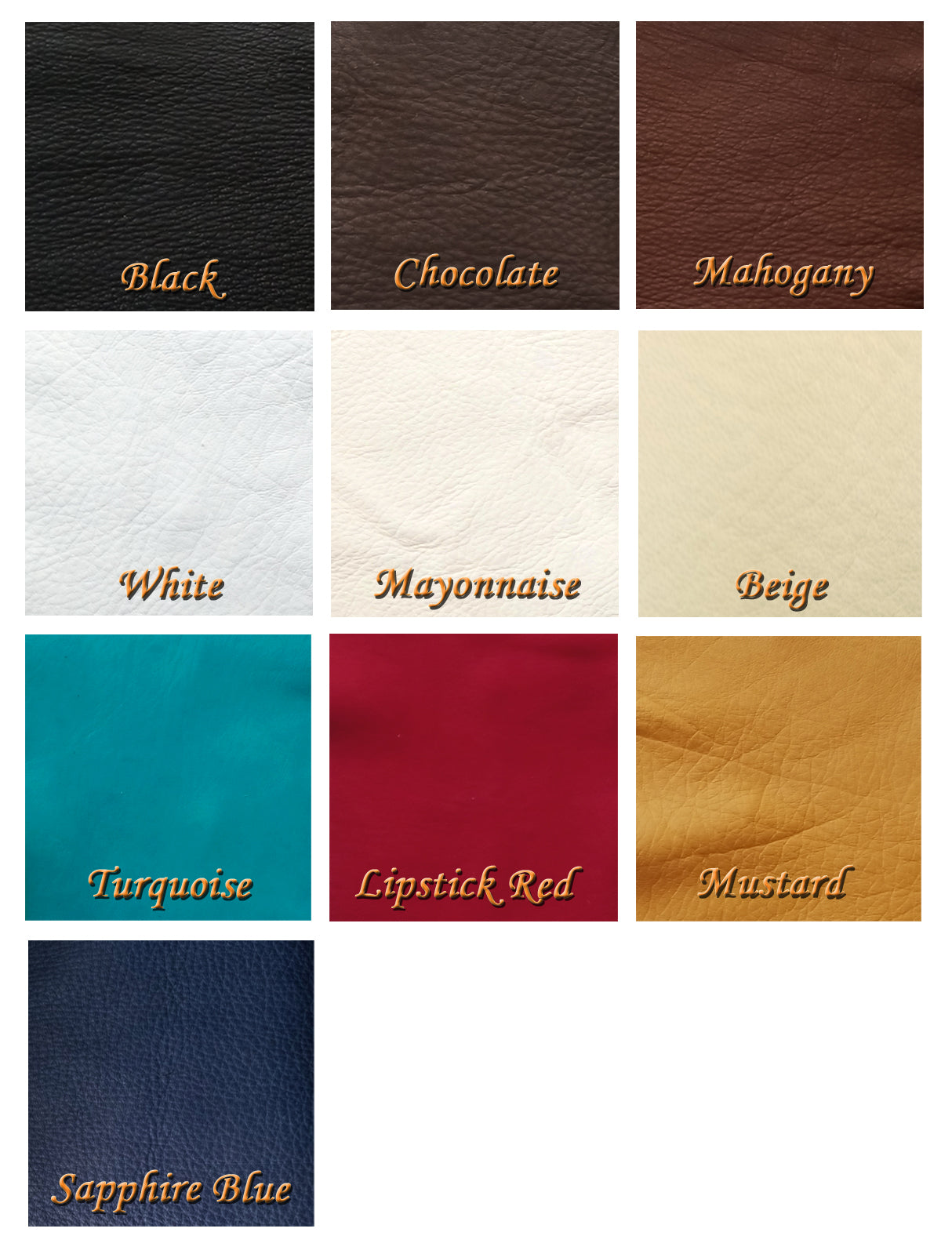 deerskin leather swatches, cuttings, deerskin leather colors offered Kyra Booty Shorts