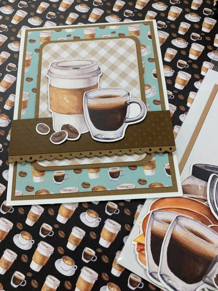 Coffee Talk Paper