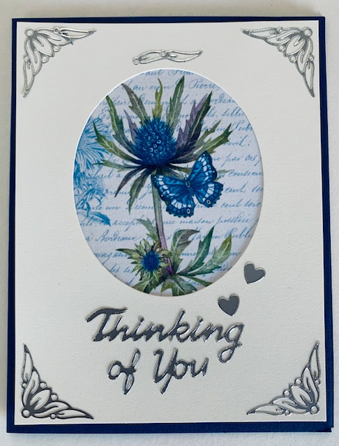 THINKING of YOU Card Kit - 8 Cards