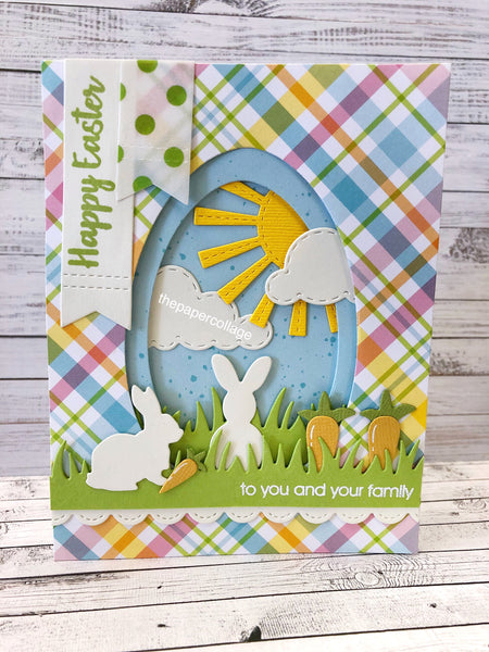 Stamp Set - Easter Greetings
