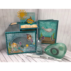 June 21: Under the Sea Cards