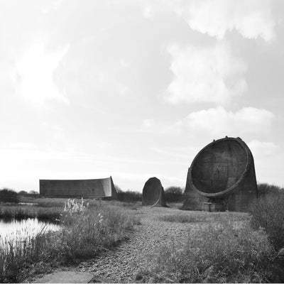 Coastlines inspirations: Acoustic Mirrors