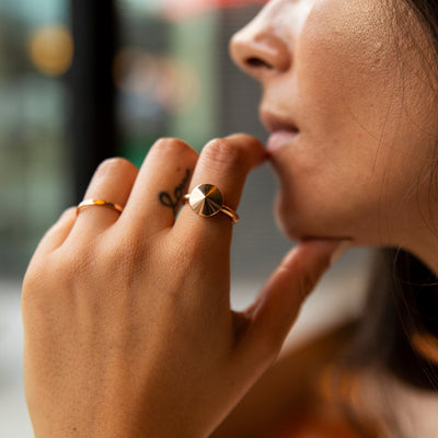 How to wear our rings