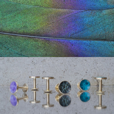 New In: The Magpie Patina Collection.