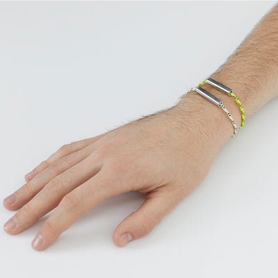 NEW IN! Introducing ID bracelets for men