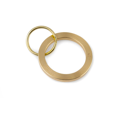 Brass key ring | Alice Made This