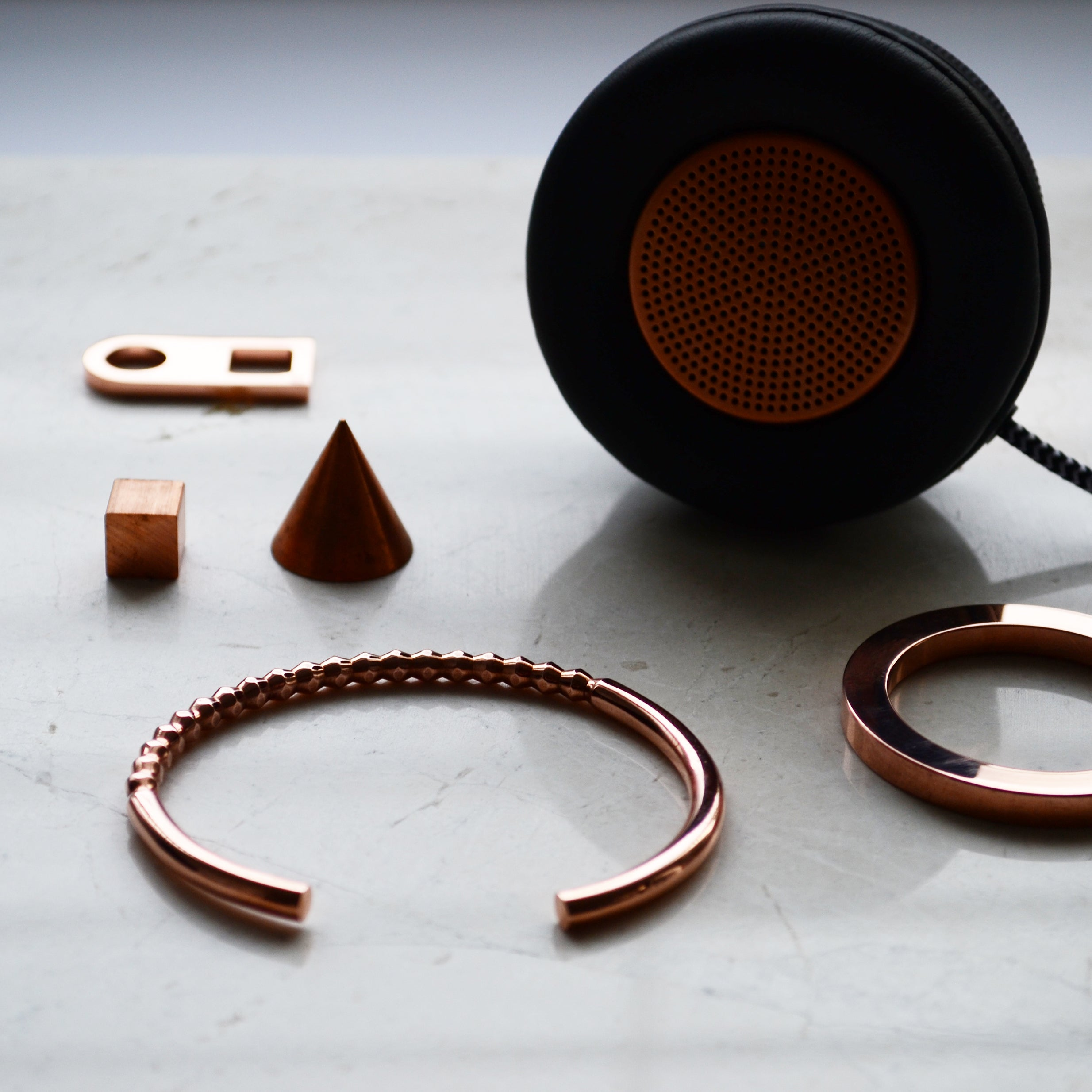 Copper bracelet for men | Alice Made This