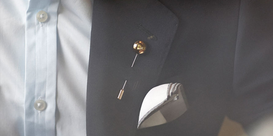 Lapel Pins How To Wear A Lapel Pin Alice Made This