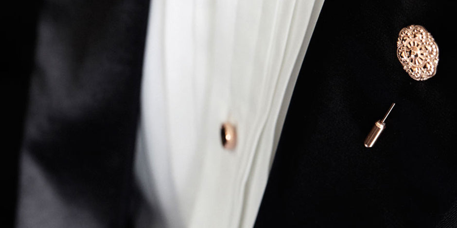 How to wear a lapel pin | Lapel pins | Alice Made This
