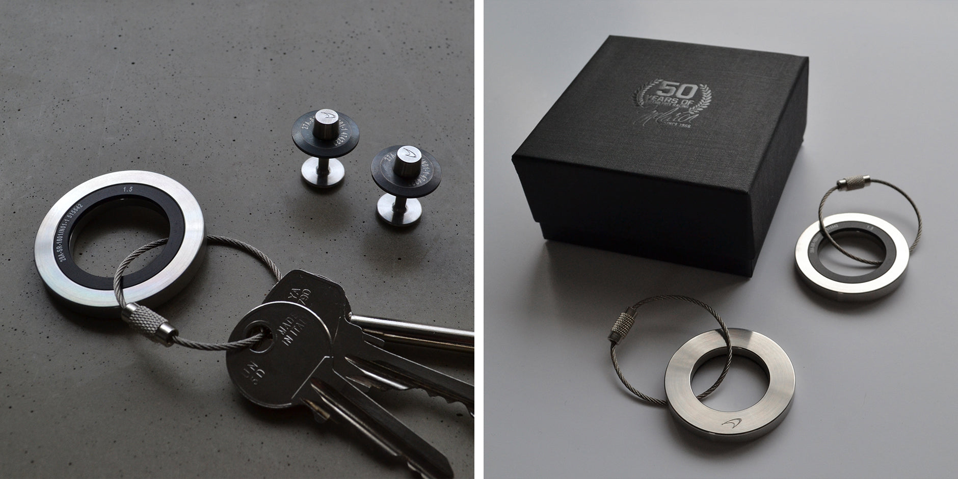 McLaren cufflinks | McLaren keyring | Alice Made This
