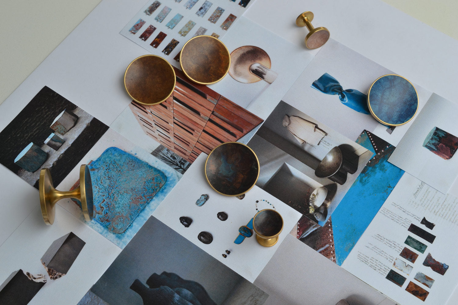 patina cufflinks | patina earrings | patina rings