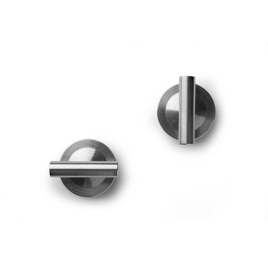 Steel cufflinks | TfL cufflinks | Alice Made This