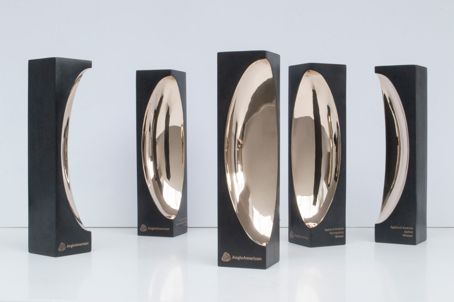 anglo american | beautiful bronze awards | studio AMT | studio projects