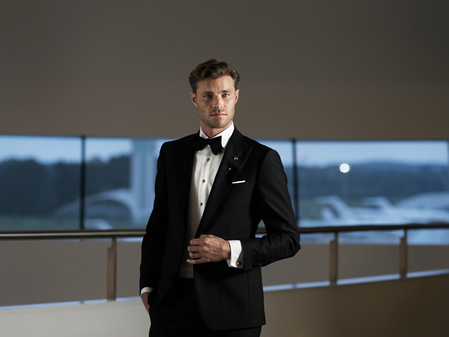 black tie dress code | mens-accessories | Alice-Made-This