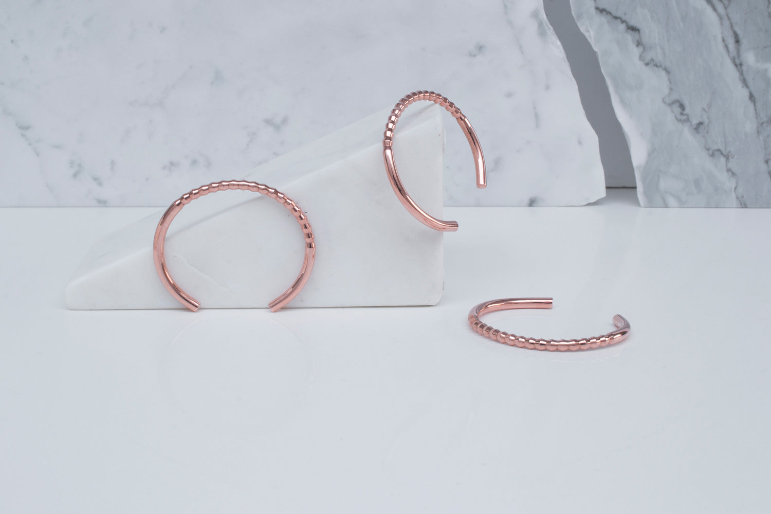 copper bridesmaids jewellery | Alice Made This