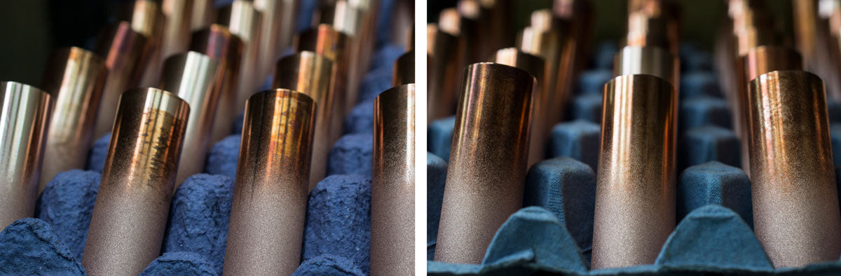 copper candle holder | corporate gifting