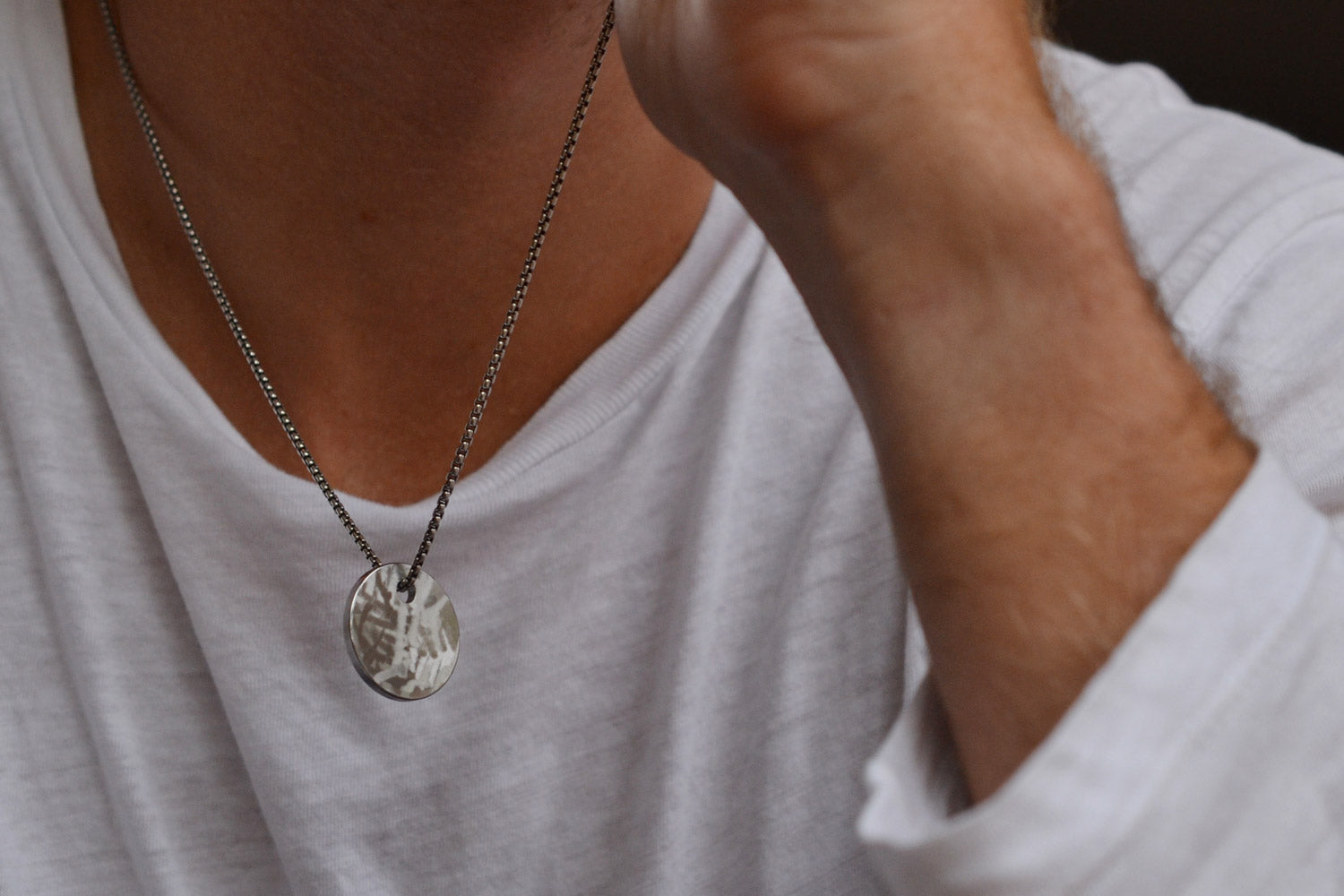 men's necklaces for gifting | Alice Made This