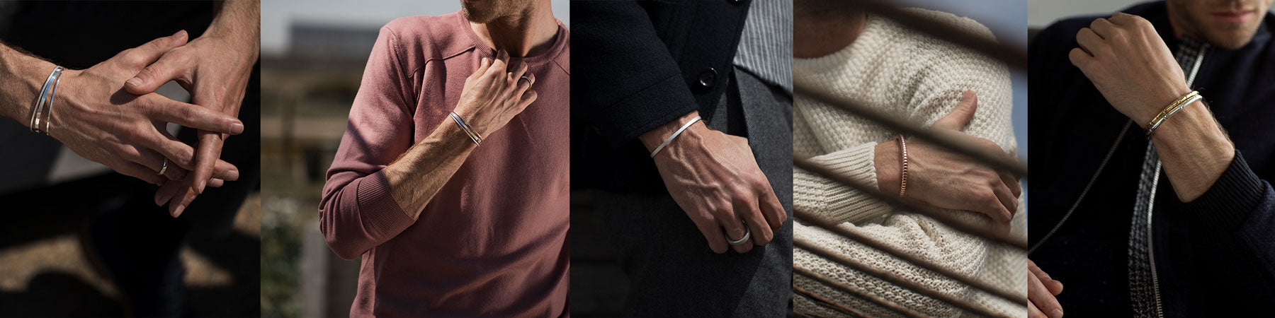 mens copper bracelets | men silver bracelets | valentines gifts for him | gift ideas for men