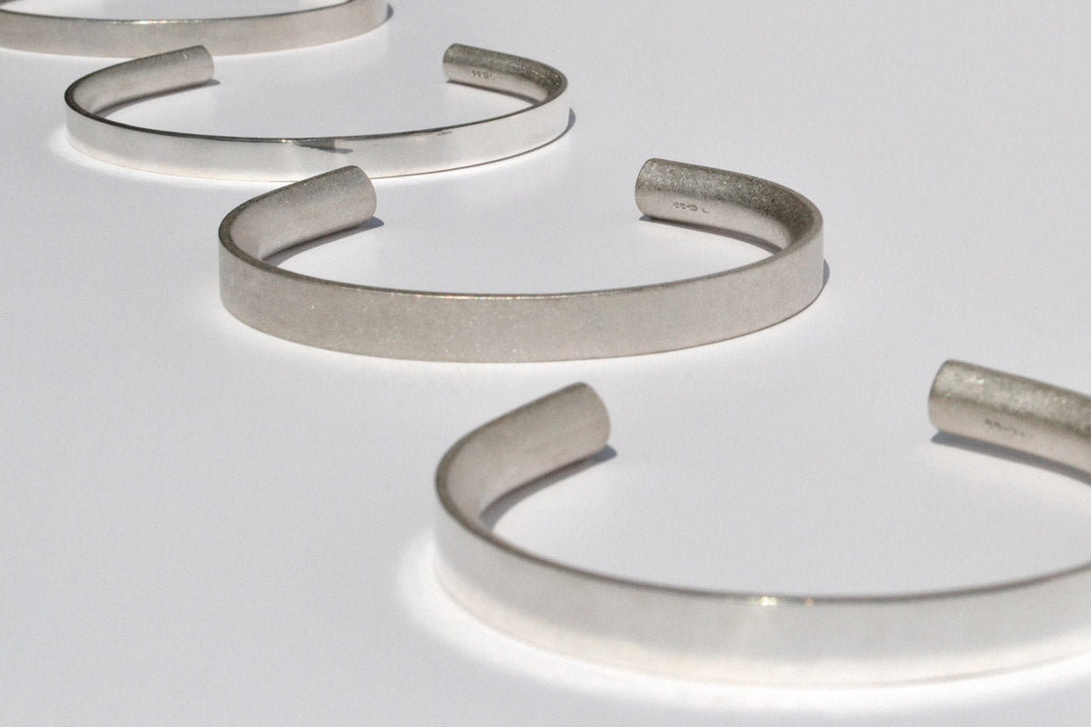 silver bracelets for men | Alice Made This bracelets