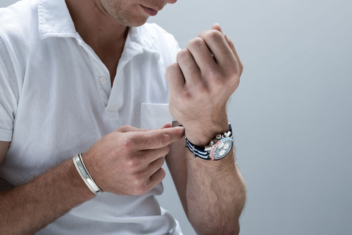 men's silver bracelets | tag heuer watch
