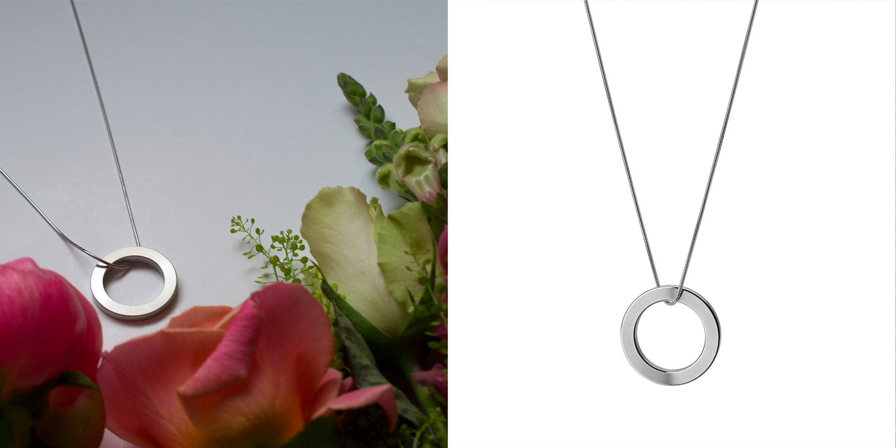 silver necklace for women | Alice Made This