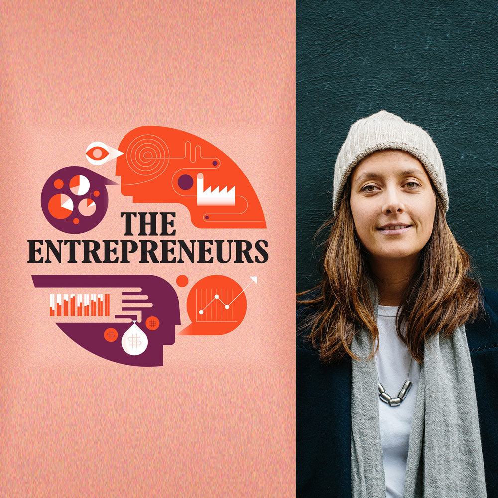 monocle entrepreneurs | podcast | Alice Made This