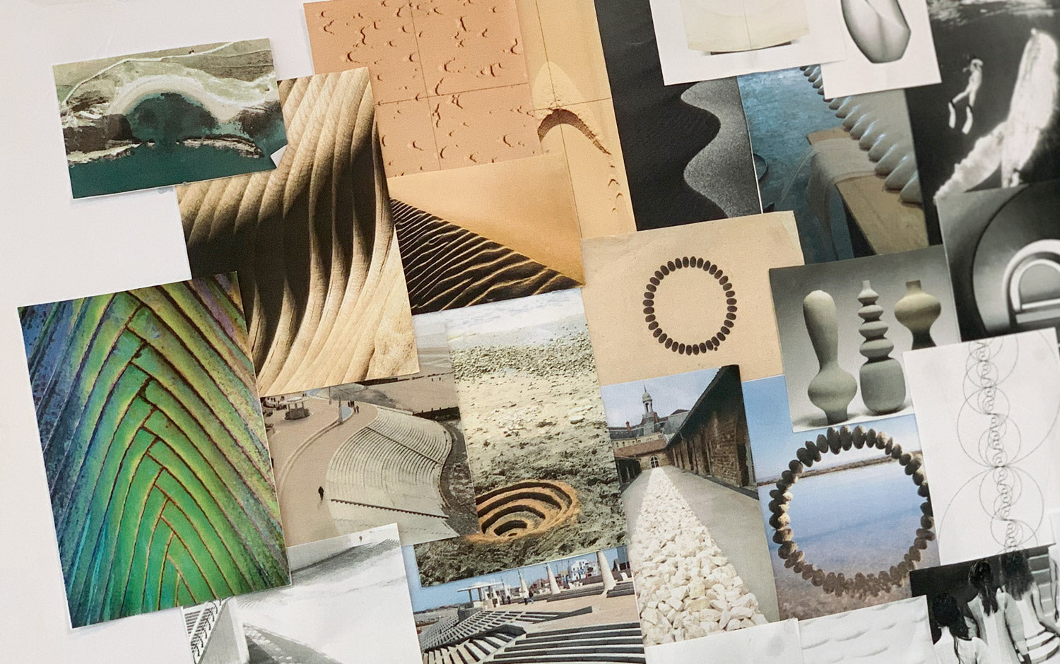 mood board | jewellery inspired by nature