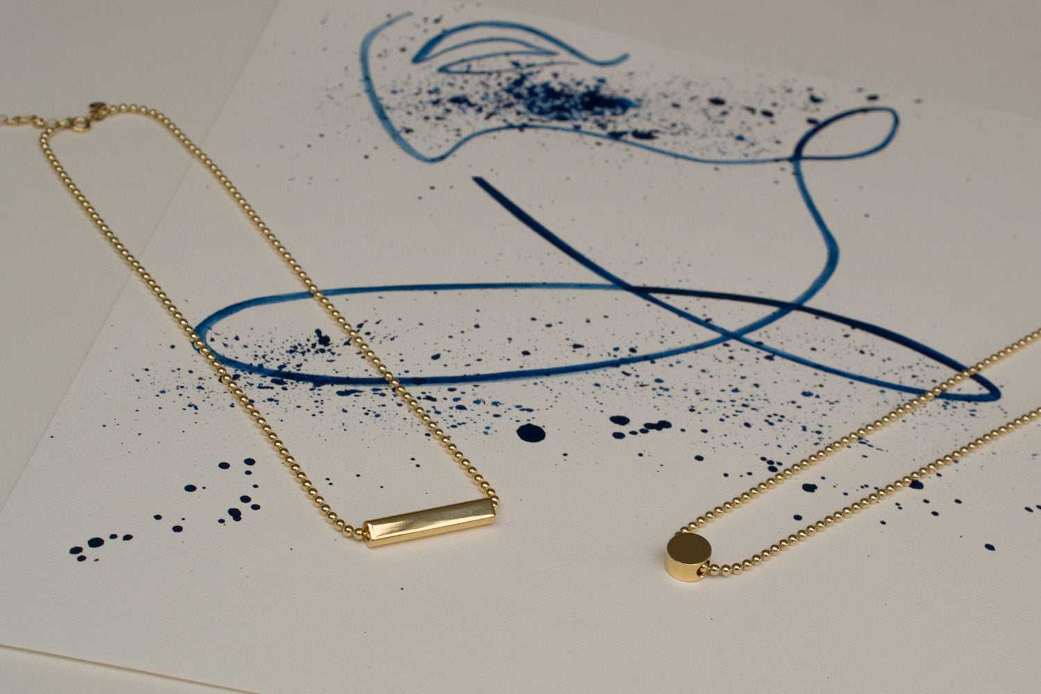 gold necklace for men | gold necklace for women | Alice Made This