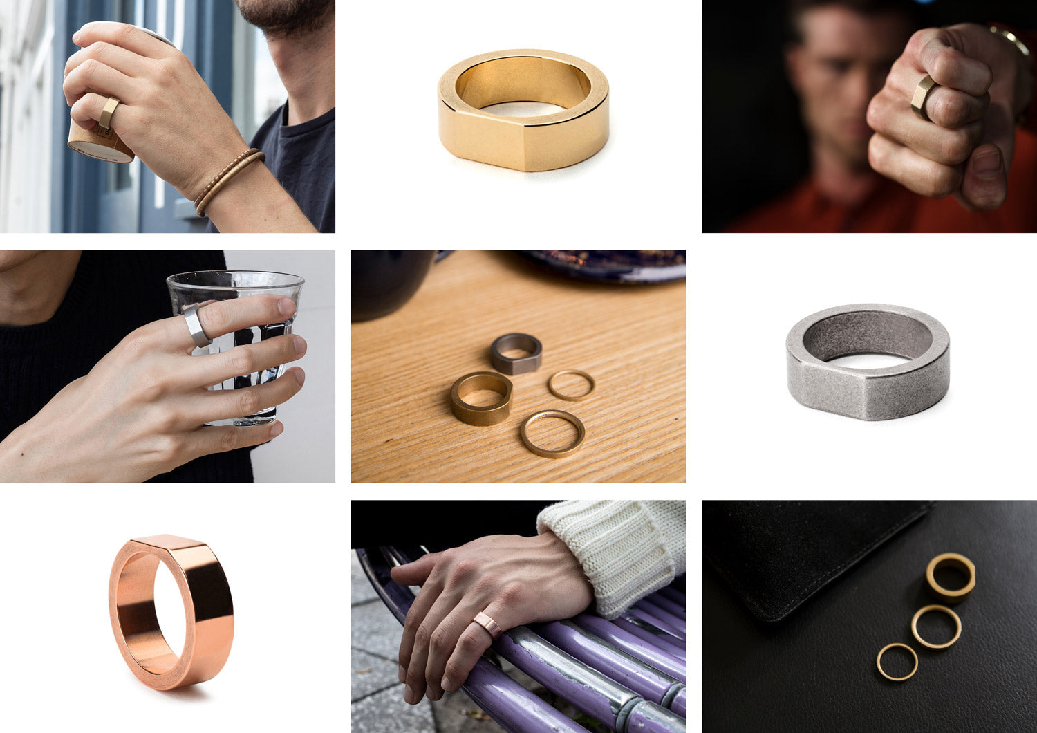 personalised signet rings | Alice Made This