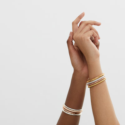 stacking bracelets | precision jewellery | Alice Made This