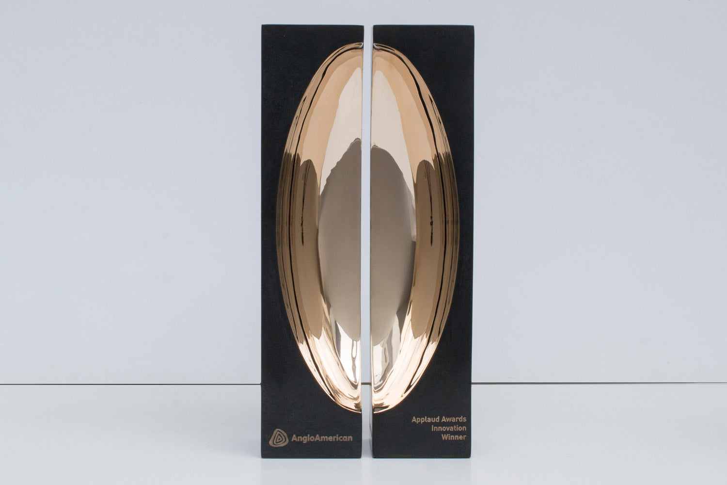 studio AMT | bronze casting | anglo american applaud awards