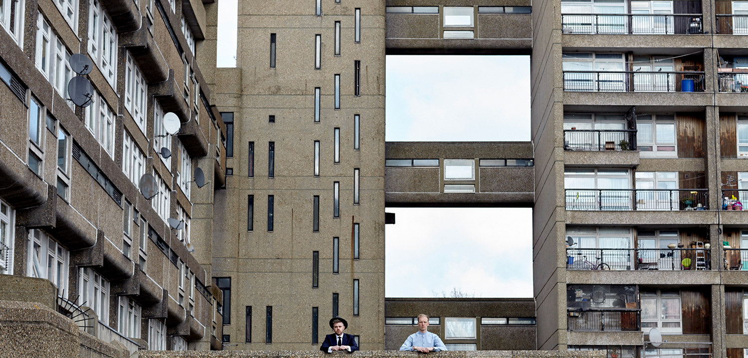 trellick tower | Alice Made This | brutalism