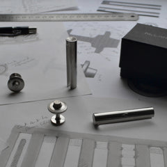 McLaren cufflinks | McLaren tie bar | Alice Made This