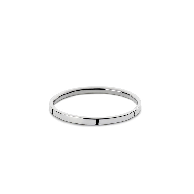 2mm polished wedding ring