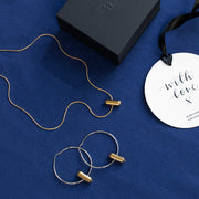 juno earring and necklace set | gift ideas for her